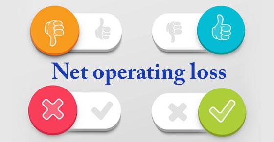 net operating loss
