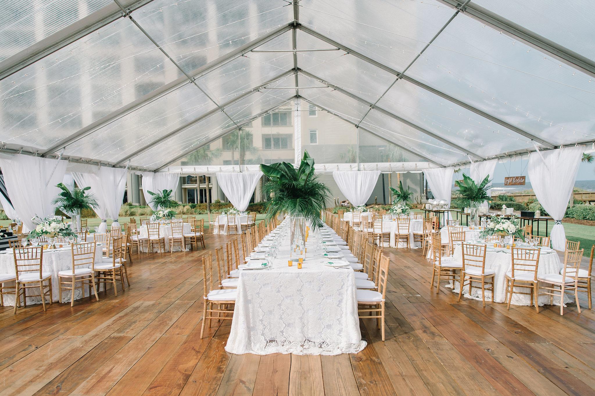 Wedding at the Ritz-Carlton, Amelia Island