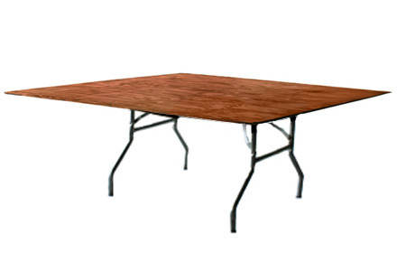 4'x8' Banquet Table