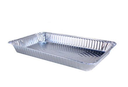 "2"" Disposable Food Pan (for 8 qt. Stainless & Wrought Iron Chafing Dish)"
