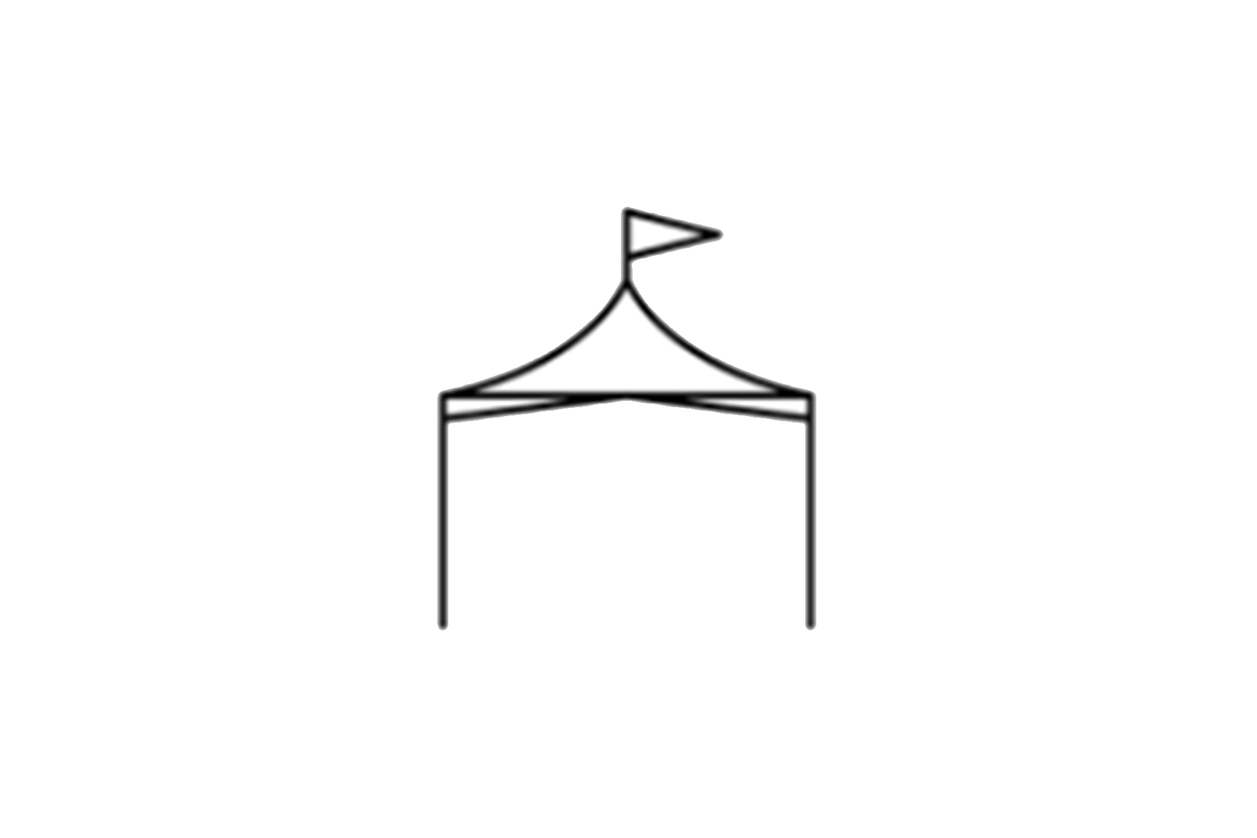 High Profile Tent Web