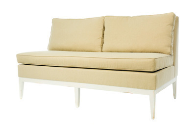 Shiloh Celia Armless Loveseat Small