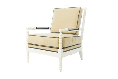 Shiloh Spindle Arm Chair