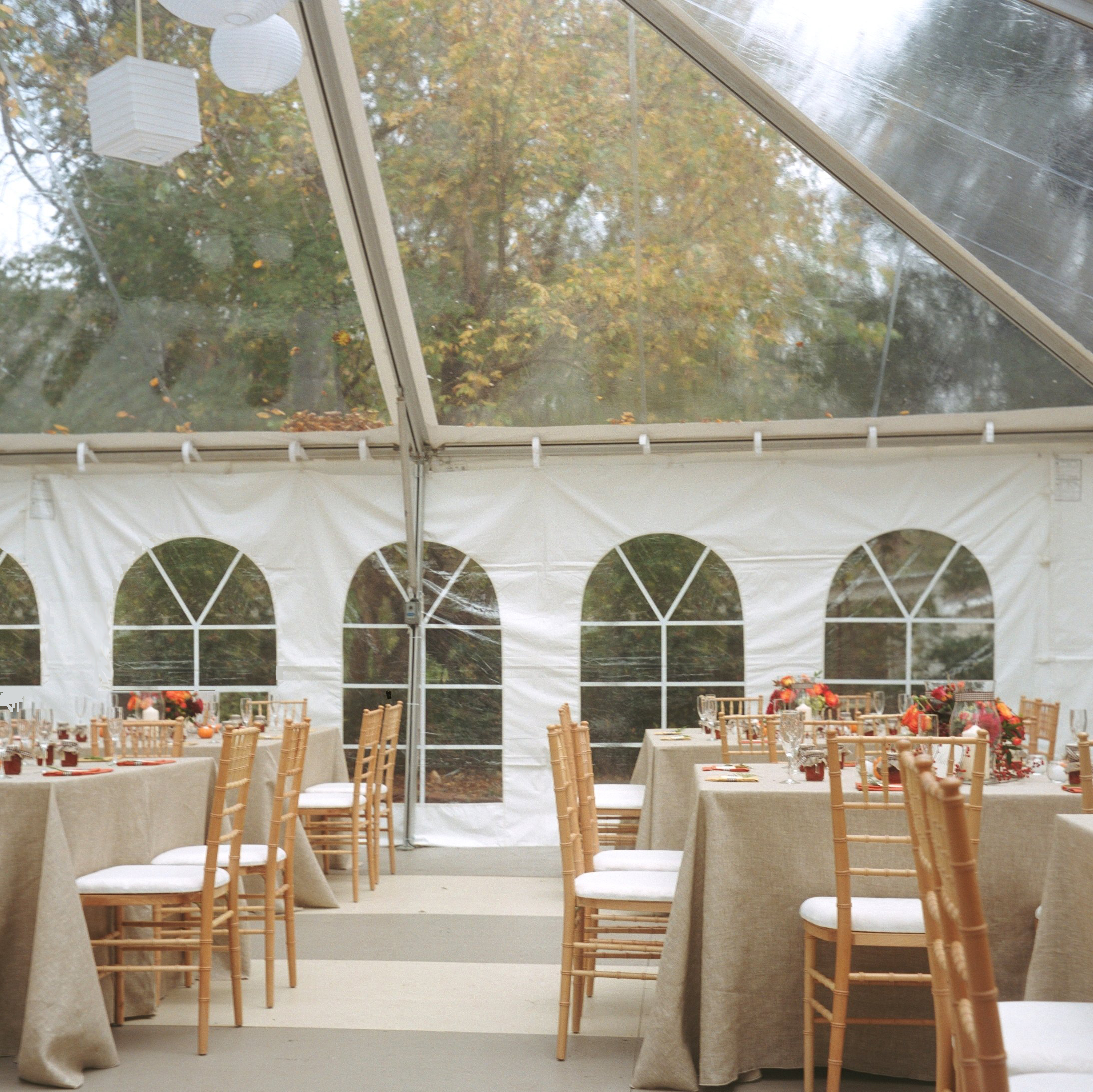 Window Tent Walls