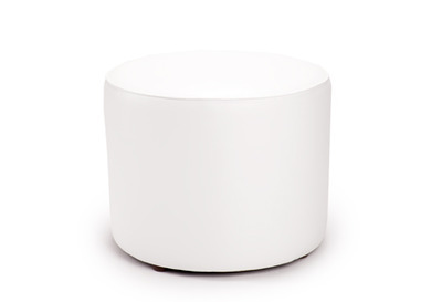 Riley Ottoman- White