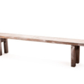 8Ft Driftwood Bench Lg Small