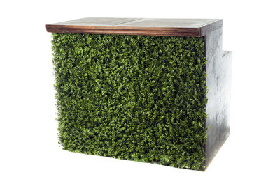 Boxwood Maude Bar Left Small