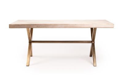 Herringbone Table Lg Small