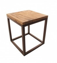 Elm Door Side Table