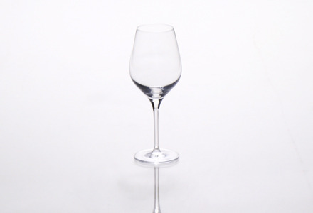 Exquisit Crystal White Wine Glass