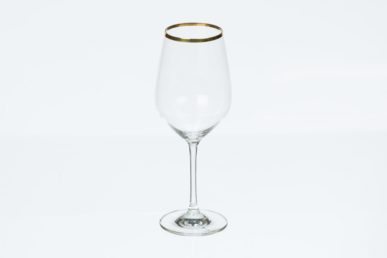 Gold Rim White Wine
