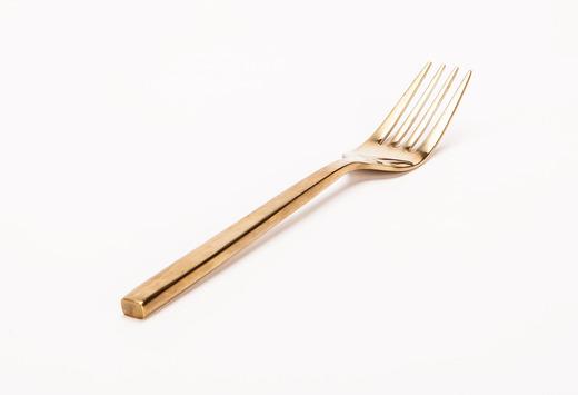Arezzo Gold Dinner Fork