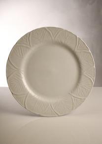 Petal Leaf Dinner Plate