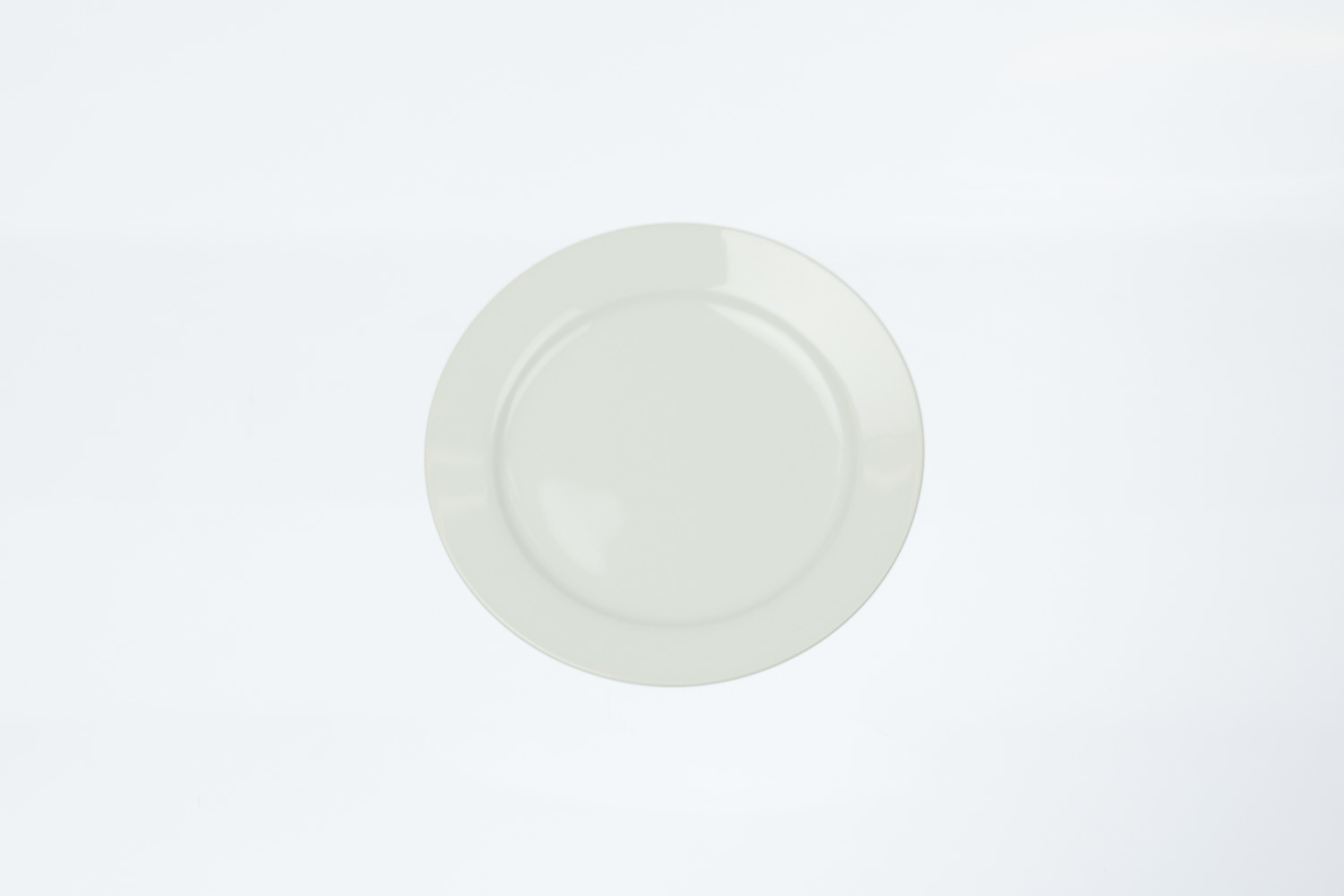 Solid White Bread & Butter Plate