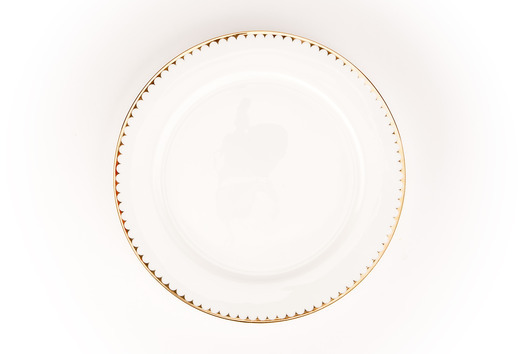 Duchess Gold Rim Chop