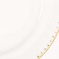 Duchess Gold Rim Charger Detail Lg Medium