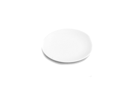 White Coup Bread & Butter Plate