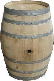 Wine Barrel Small