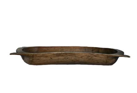Wood Bowl 012 (48 x 19 x 8)