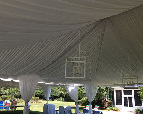 30 Wide Liner & Tent Accessories - Frame Tent Liners | Snyder Events | Charleston ...