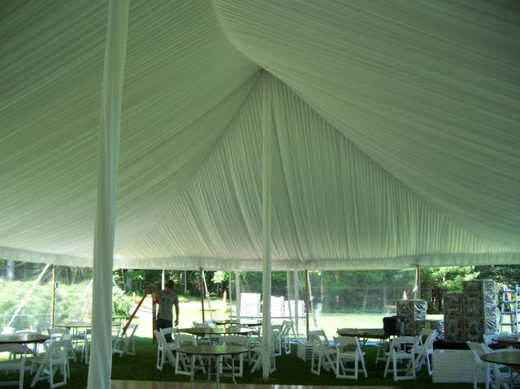 Tent Accessories Pole Tent Liners Snyder Events