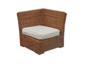 Sol Hudson Corner Chair