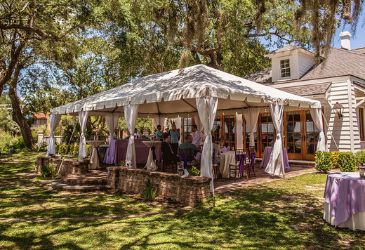 20 Wide Frame Tent & Tent - Frame Tents | Snyder Events | Charleston SCu0027s premier ...