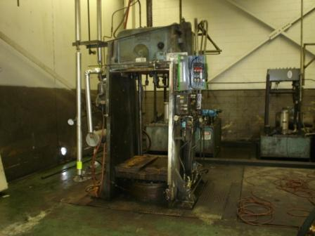 McNeil Tire Bladder Press for Sale