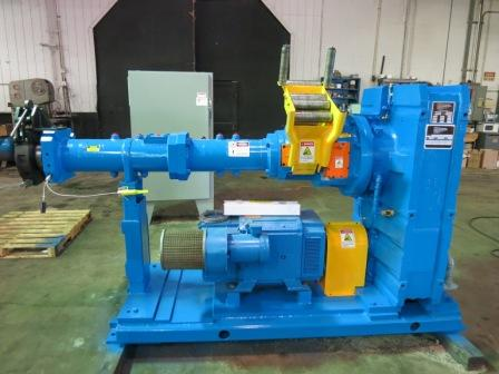 Rebuilt NRM 3 1/2 90mm Rubber Extruder for Sale