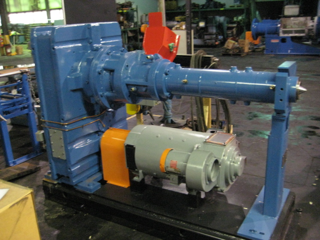 NRM 3-1/2 Cold Feed Rubber Extruder for Sale