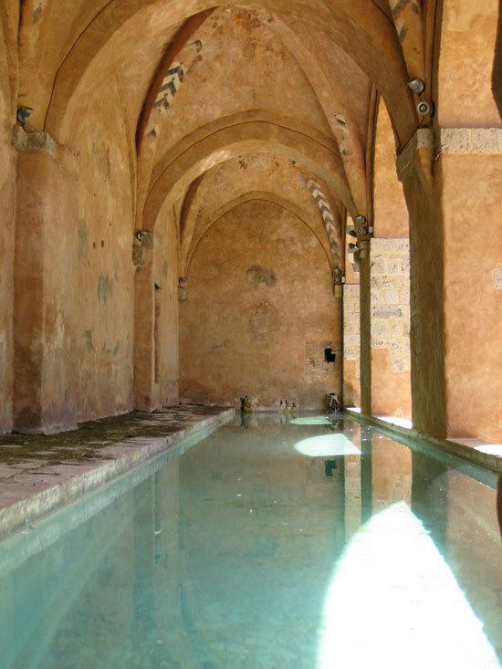 Il Museo dellAcqua nella Fonte di Pescaia a Siena - SocialDesign