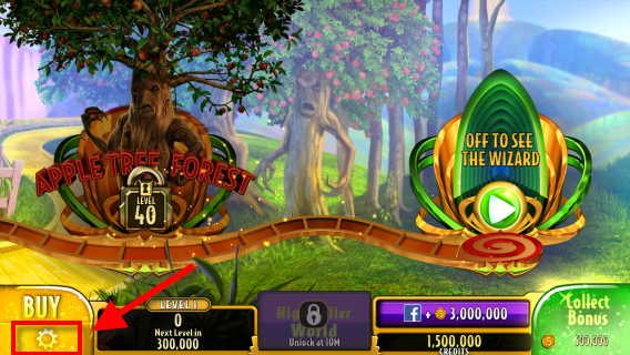 Free wizard of oz slots zynga