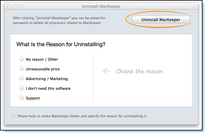 how to completely uninstall clean my mac