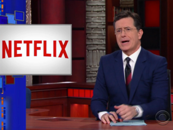 The late show secret netflix codes