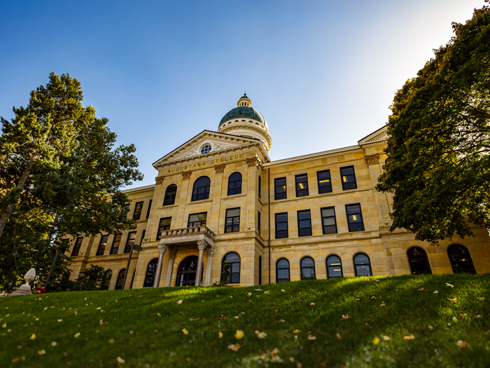 Old main edit