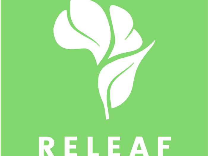 Releaf new logo