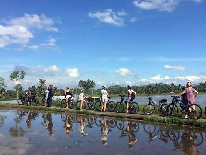 Ubud bike tour