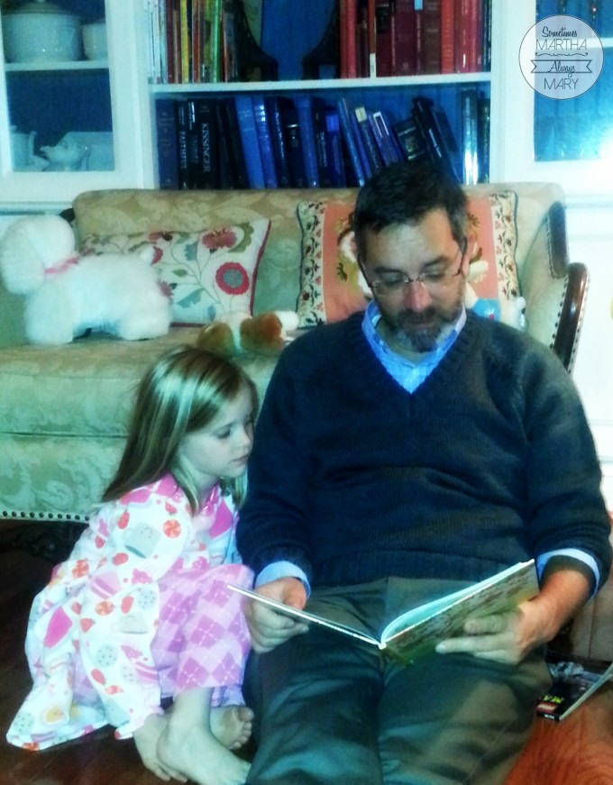 D'Uncle reads to Social Butterfly SMAM