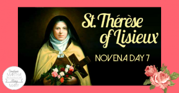 St. T novena day 7