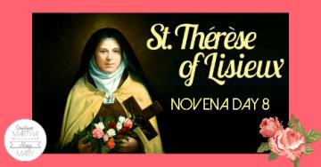 St. T novena day 8