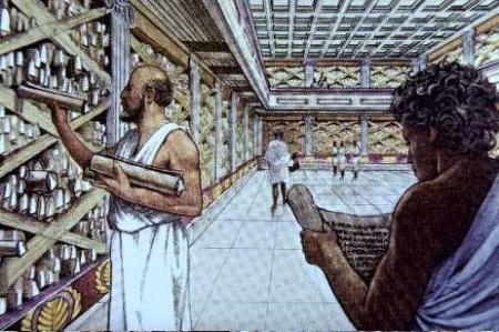 আলেকজান্দ্রিয়া গ্রন্থাগার ছবি এর ছবির ফলাফল