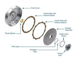 Multi-Plate Converter Clutch Kit