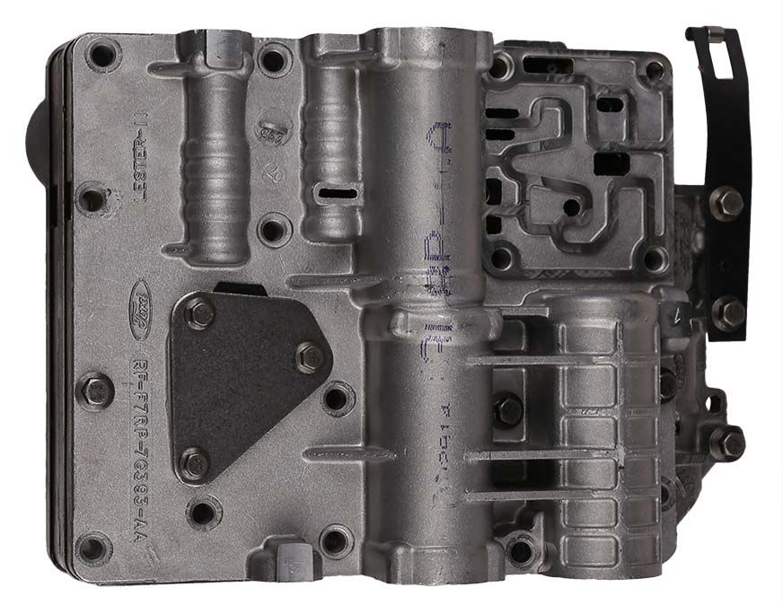 Remanufactured Valve Body