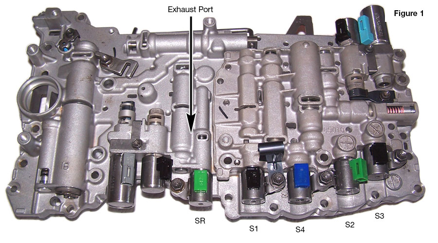 4l60e transmission valve body diagram 4l60e rebuild