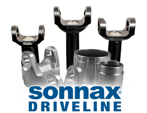 NEW! Sonnax Driveline Pages