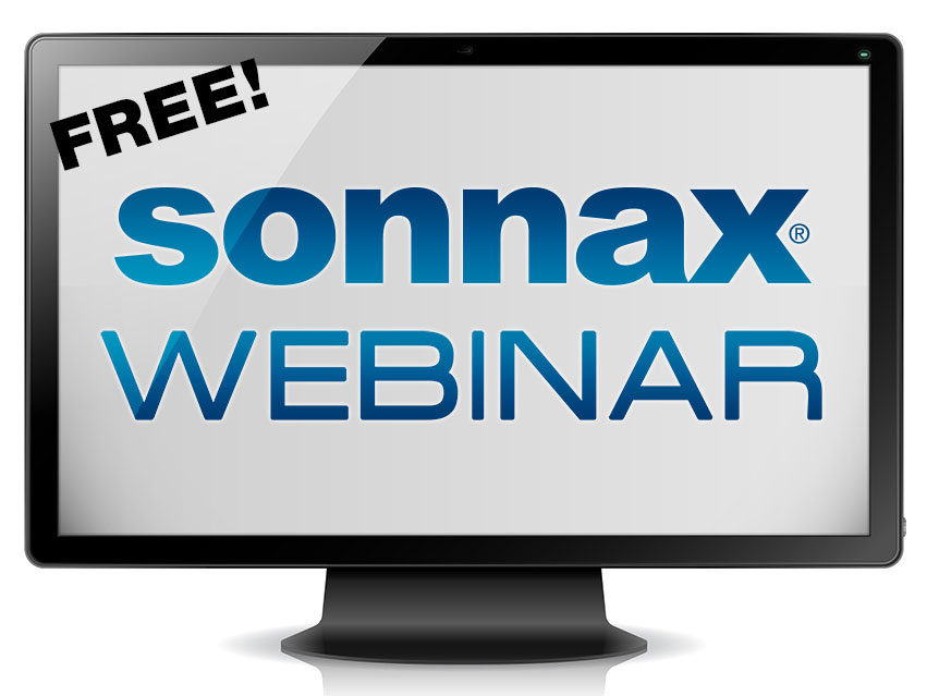 Introducing Sonnax Webinars!