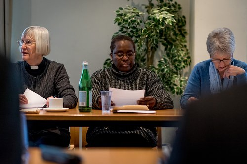 Trustees Meeting
