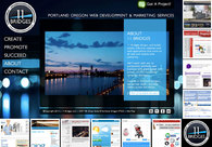 A great web design by 11 Bridges