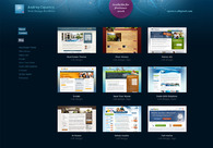 A great web design by Andrey Cquence