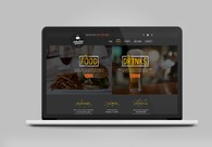A great web design: Responsive Website, Marketing Website , Restaurants & Bars, Wordpress